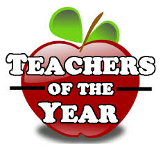 Teachers of the Year !!