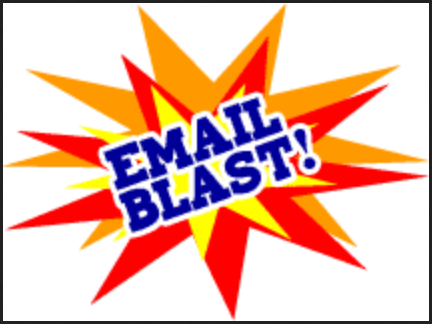 Register for E-Blasts